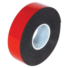 "1"" x 5 yds. Dark Gray 3M - 5952 VHB™ Tape"
